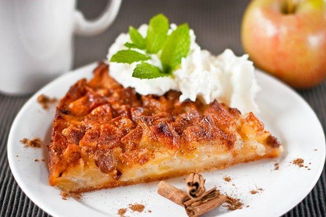 Nachgebacken: Apfelkuchen mit Zimt und Tonkabohne