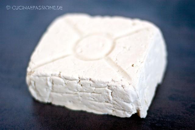 Selbst gemachter Tofu